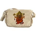 Ganesha7 Messenger Bag