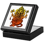 Ganesha7 Keepsake Box