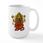Ganesha7 Large Mug