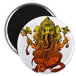 Ganesha7 Magnet