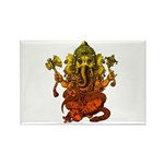 Ganesha7 Rectangle Magnet (10 pack)