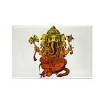 Ganesha7 Rectangle Magnet (100 pack)