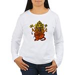 Ganesha7 Women's Long Sleeve T-Shirt