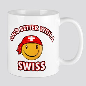 Cute Swiss design Mug