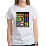 Supporting All Causes Women's T-Shirt