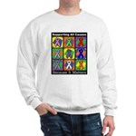 Supporting All Causes Sweatshirt