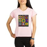 Ribbons Because It Matters Performance Dry T-Shirt