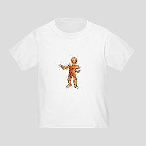 Halloween Mummy Toddler T-Shirt