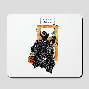 Vampire Treats Mousepad