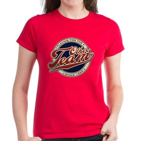 The Other Team Women's Dark T-Shirt