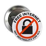 Net Neutrality Button (10 pack)
