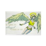 Angel - Rectangle Magnet (10 pack)