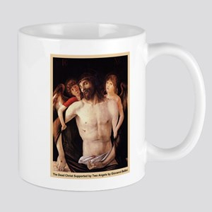 The Dead Christ Supported Mug