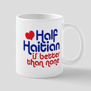 Half Haitian Mug