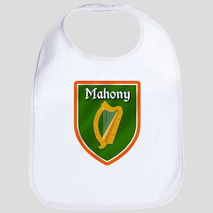 Mahony Family Crest Bib