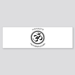 Namaste Sticker (Bumper)