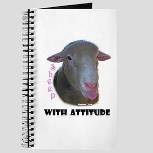 Ewephoric Attitude Sheep Journal