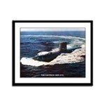 USS NAUTILUS Framed Panel Print