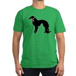 Irish Setter Breast Cancer Support Men's Fitted T-