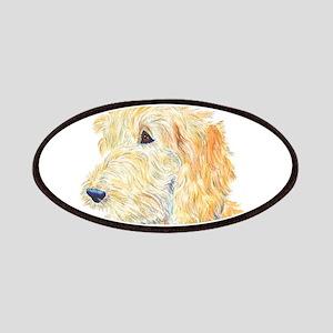 Cream Labradoodle 1 Patches