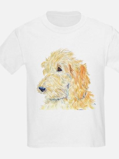 Cream Labradoodle 1 T-Shirt