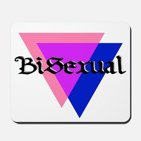 """Medieval """"BiSexual"""" Mousepad"""