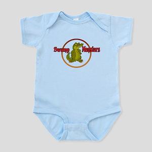 Swamp Monsters Infant Bodysuit