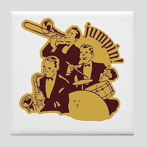 Jumpin! Tile Coaster