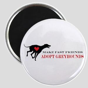 Adopt a Greyhound Magnet