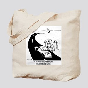 Last Chance Realty Tote Bag