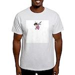 WH Robinson's Thumbelina Ash Grey T-Shirt