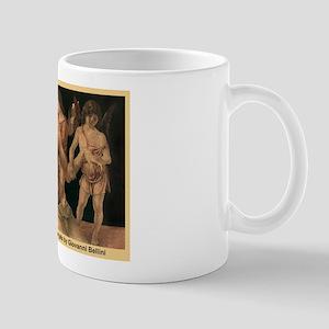 Dead Christ Supported Mug