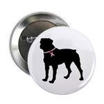 Rottweiler Breast Cancer Support 2.25