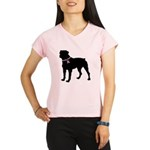 Rottweiler Breast Cancer Support Performance Dry T