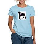 Rottweiler Breast Cancer Supp Women's Light T-Shir