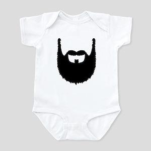 Full beard Infant Bodysuit