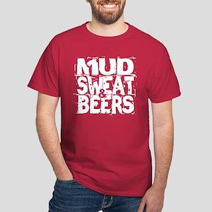 Mud, Sweat & Beers Dark T-Shirt