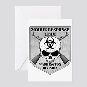 Zombie Response Team: Washington Division Greeting