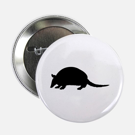 "Armadillo 2.25"" Button (10 pack)"