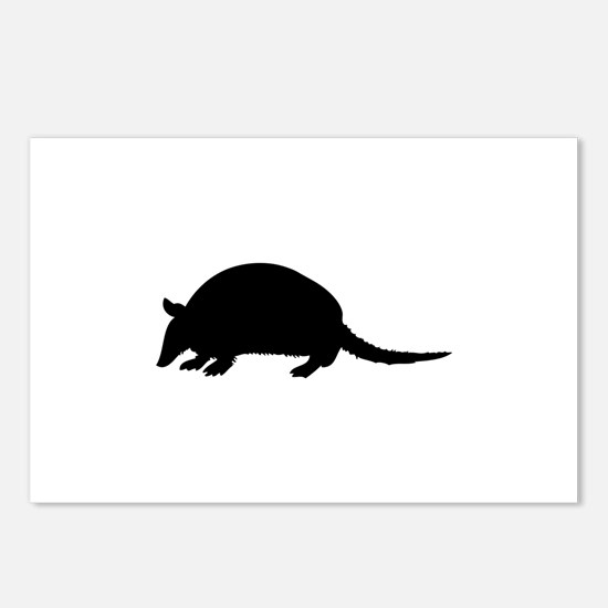 Armadillo Postcards (Package of 8)