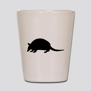 Armadillo Shot Glass