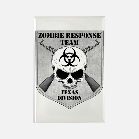 Zombie Response Team: Texas Division Rectangle Mag
