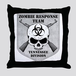 Zombie Response Team: Tennessee Division Throw Pil