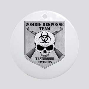 Zombie Response Team: Tennessee Division Ornament