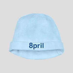 8pril baby hat
