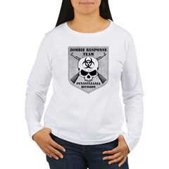 Zombie Response Team: Pennsylvania Division Women'