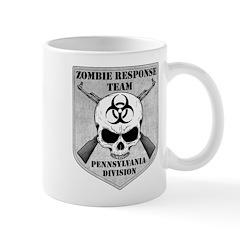 Zombie Response Team: Pennsylvania Division Mug