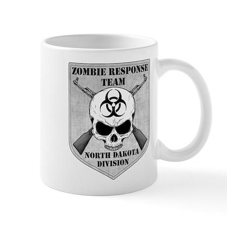 Zombie Response Team: North Dakota Division Mug