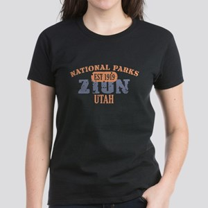 Zion National Park Utah Women's Dark T-Shirt