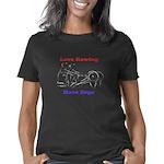 Love Rowing - Hate Ergs Women's Classic T-Shirt